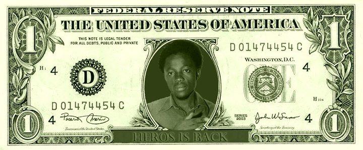 Héros en dollar