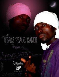 Heros The Peace Maker Heros-presnte-album-Corps-decu-1-231x300